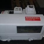 Leybold Sogevac SV65B használt vákuumszivattyú